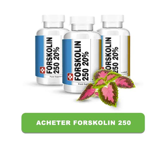 Accéder à la boutique pour acheter Forskolin 250