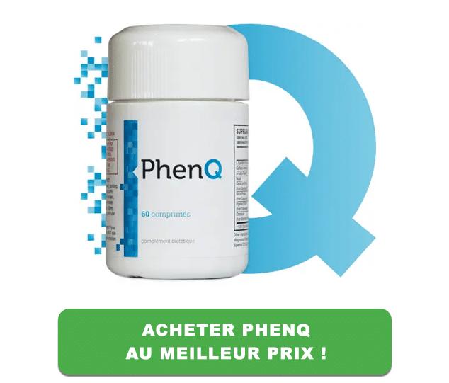 Acheter PhenQ au meilleur prix
