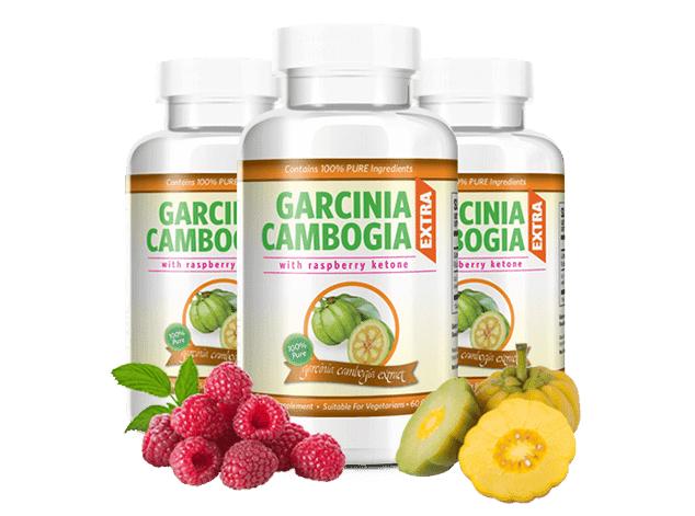 Produit minceur Garcinia Cambogia Extra
