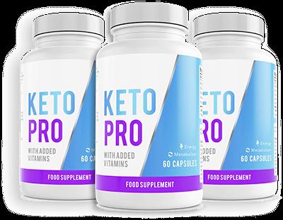 Compléments alimentaires Keto PRO