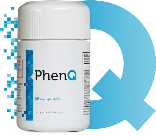 Gélules pour maigrir PhenQ
