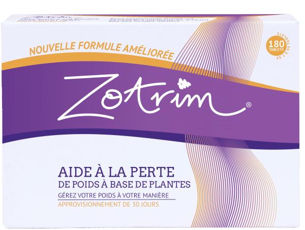Aide à la perte de poids Zotrim